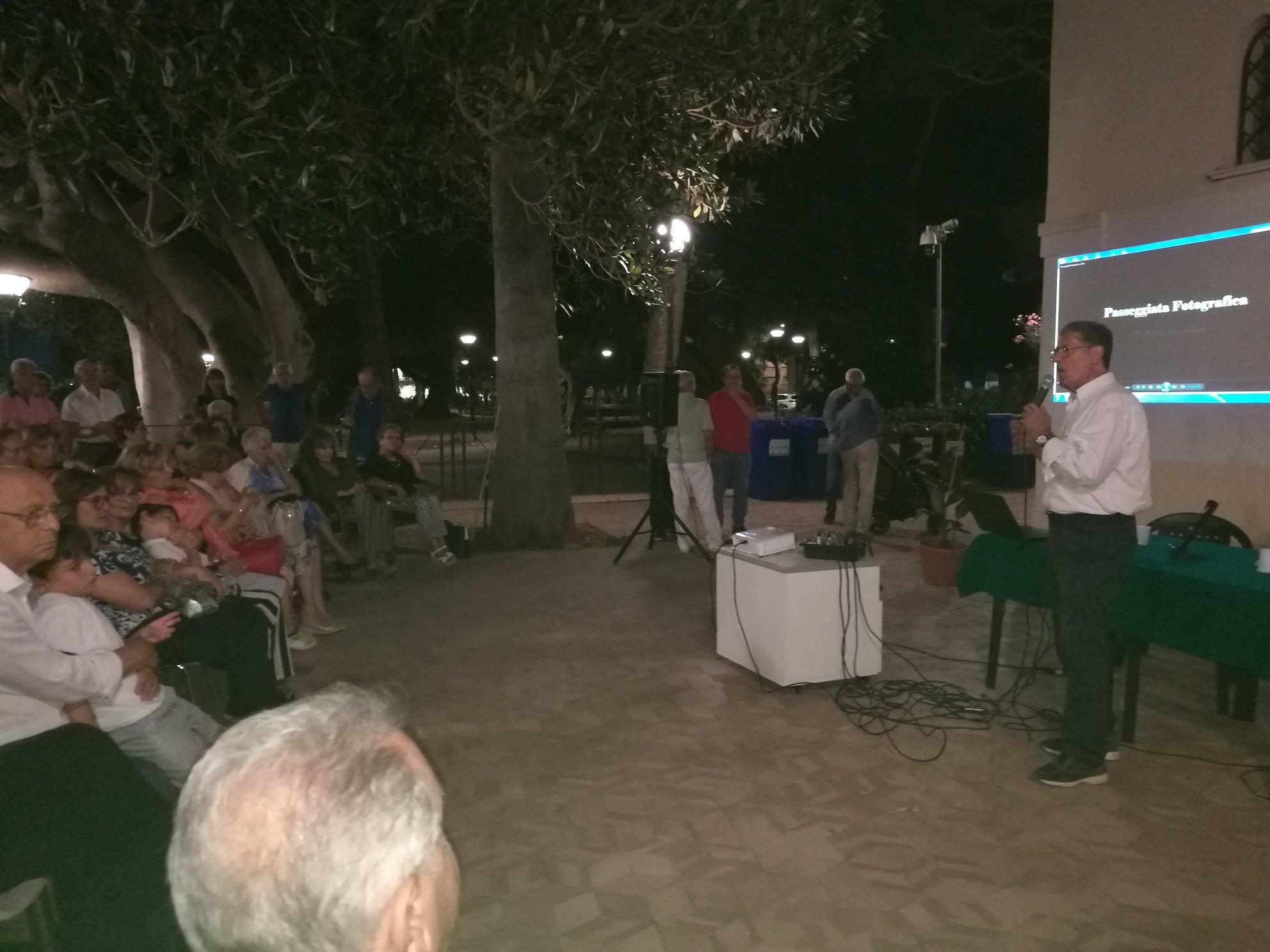 Istituto Euroarabo di Mazara, ieri sera sulla Terrazza dell'Alhambra il terzo appuntamento dellaRassegna estiva di Incontri culturali