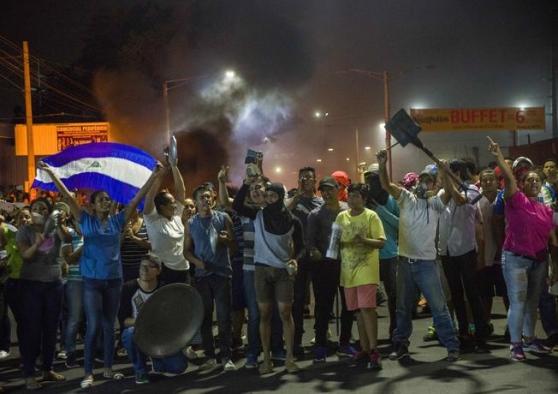 Nicaragua, almeno 292 morti da inizio proteste contro governo Ortega