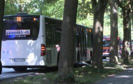 Germania: accoltella passeggeri sul bus a Lubecca, 14 feriti
