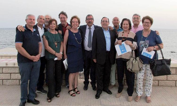 Mazara, dopo 49 anni dalla maturità si radunano i compagni del corso B della terza liceo classico