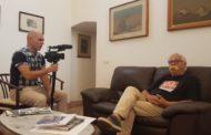 Mazara. La TV di stato slovena RTV in Città per un reportage