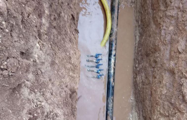 Mazara. Interventi per la riparazione idrica a Borgata Costiera