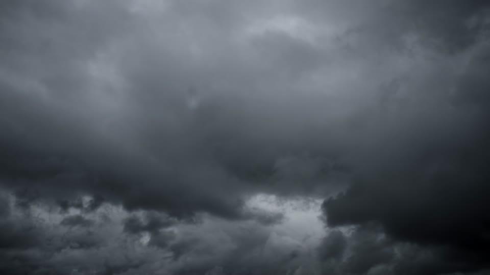 In provincia di Trapani Ferragosto carico di nuvole, temperatura fresca e pioggia