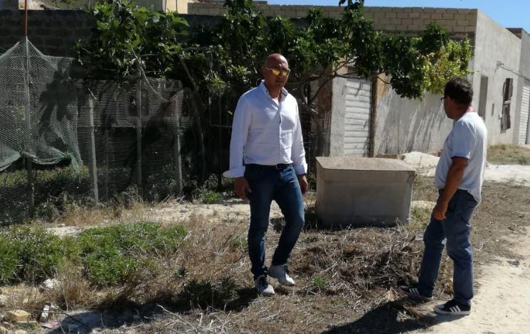 Mazara. Portato a termine da parte dell'amministrazione comunale l'intervento di rimozione dell'amianto a Borgata Costiera