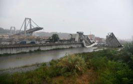 Crolla ponte sull'autostrada A10 a Genova: morti e feriti gravi