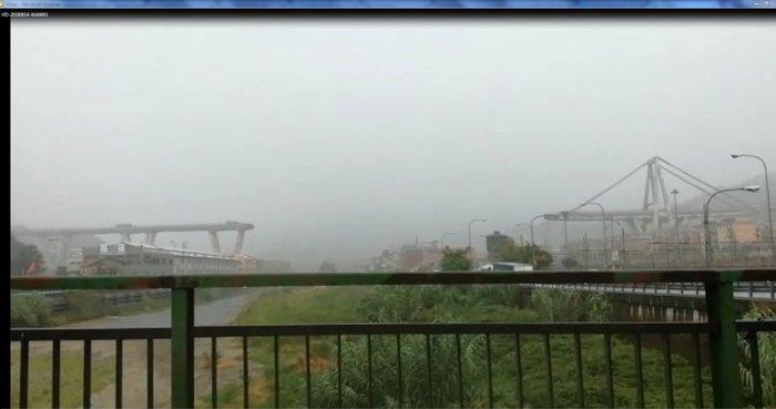 Genova: i morti sono 35, una decina i dispersi. Ponte crollato verrà demolito