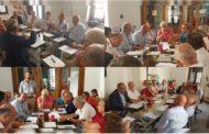Mazara. Blue Sea Land 2018, riunione operativa al Distretto della Pesca