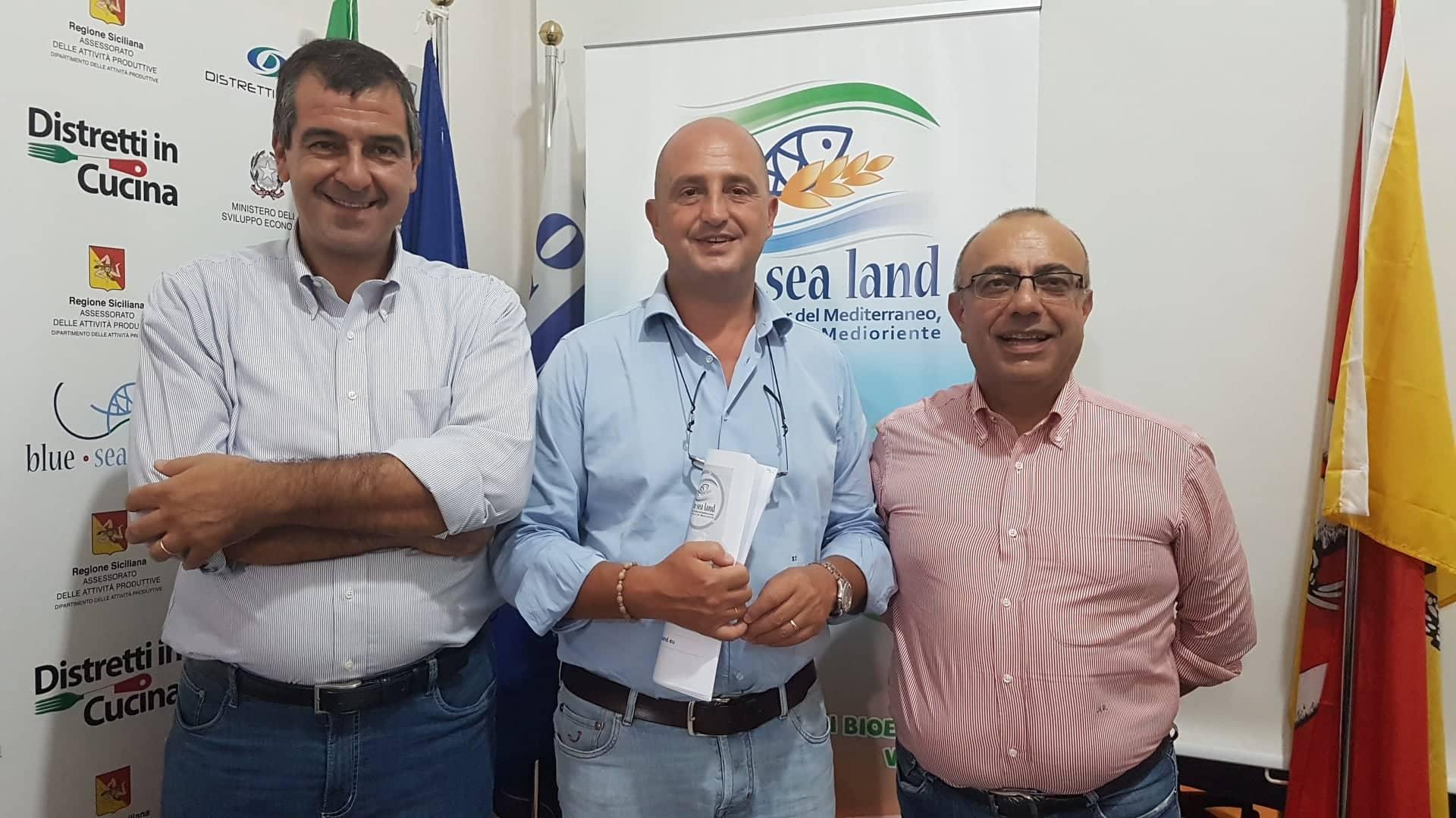 """Mazara. Blue Sea Land, Turano e Cartabellotta: """"una grande occasione di confronto e di crescita per il sistema delle imprese e per il territorio"""""""