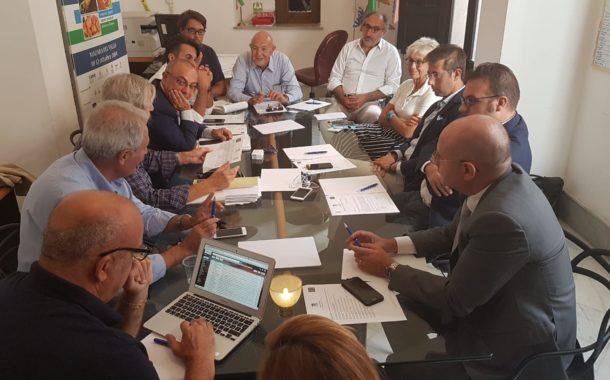 Mazara. Riunione del gruppo RS&T dell'Osservatorio della Pesca del Mediterraneo