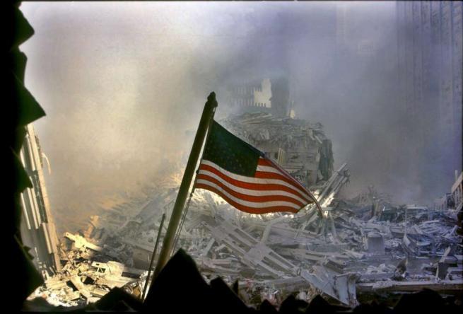 Diciassette anni dopo l'11 settembre l'America ricorda le sue vittime