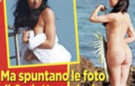 Miss Italia: spuntano foto osé, Carlotta rischia la corona