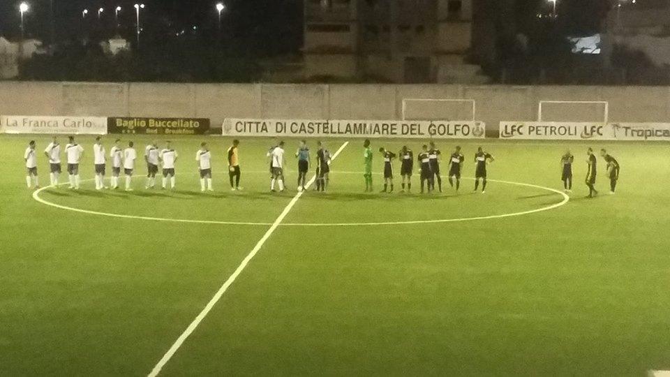 Il Castellamare batte 2-0 il Mazara. I canarini forti del 5-1 dell'andata superano il turno di Coppa Italia