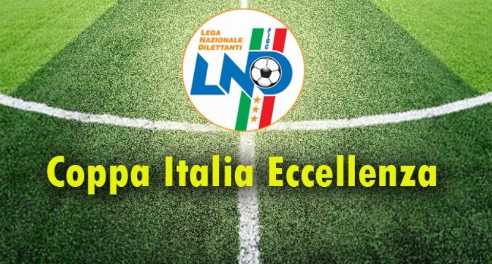 Coppa Italia Eccellenza, i risultati delle gare di andata