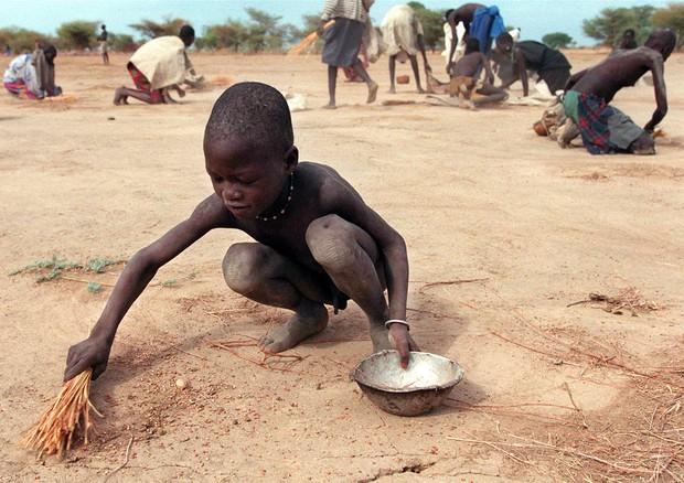 Aumenta la fame nel mondo, 821 milioni le persone colpite