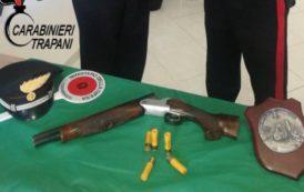 Mazara. Carabinieri: servizio a largo raggio. Un arresto per detenzione illegale di armi