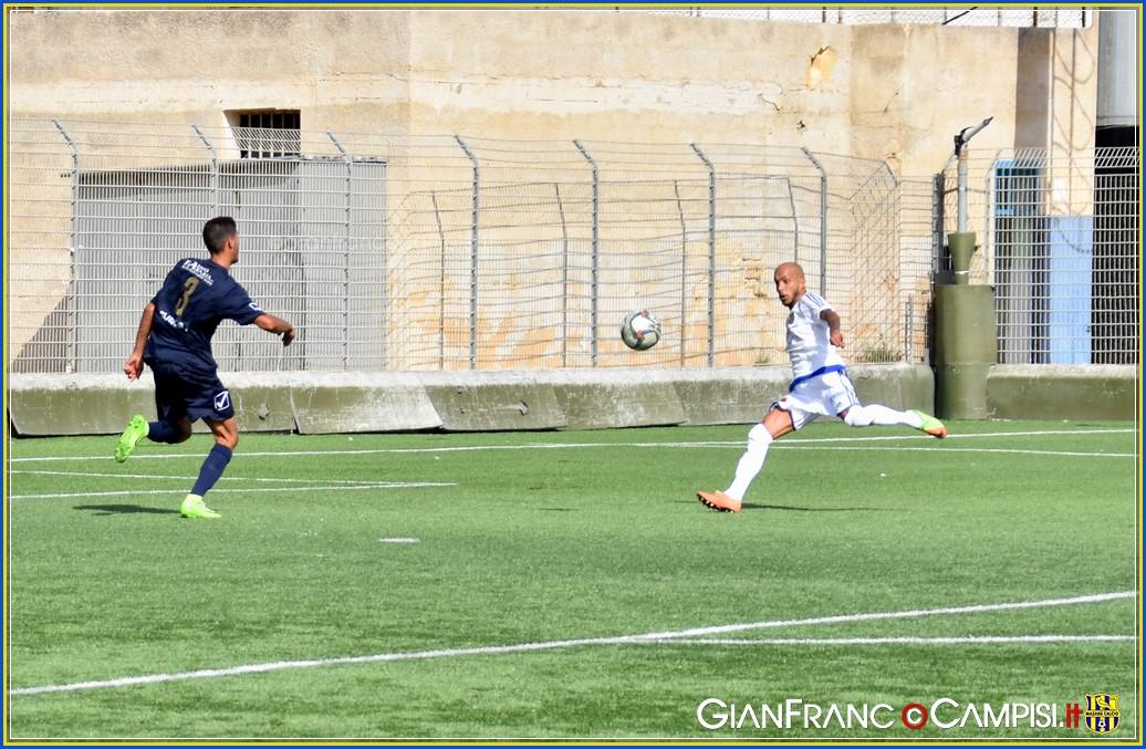 Grande prestazione del Mazara che batte la Pro Favara 2-0 con i gol di Urruty e Concialdi
