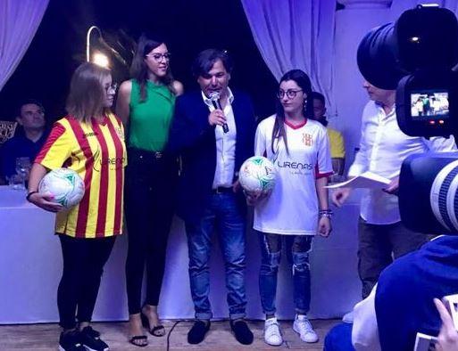 Mazara. Presentata la squadra di calcio ASD MAZARESE