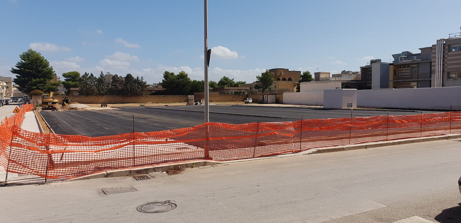 Mazara. Il presidente del consiglio comunale interviene sul nuovo parcheggio comunale adiacente l'ospedale