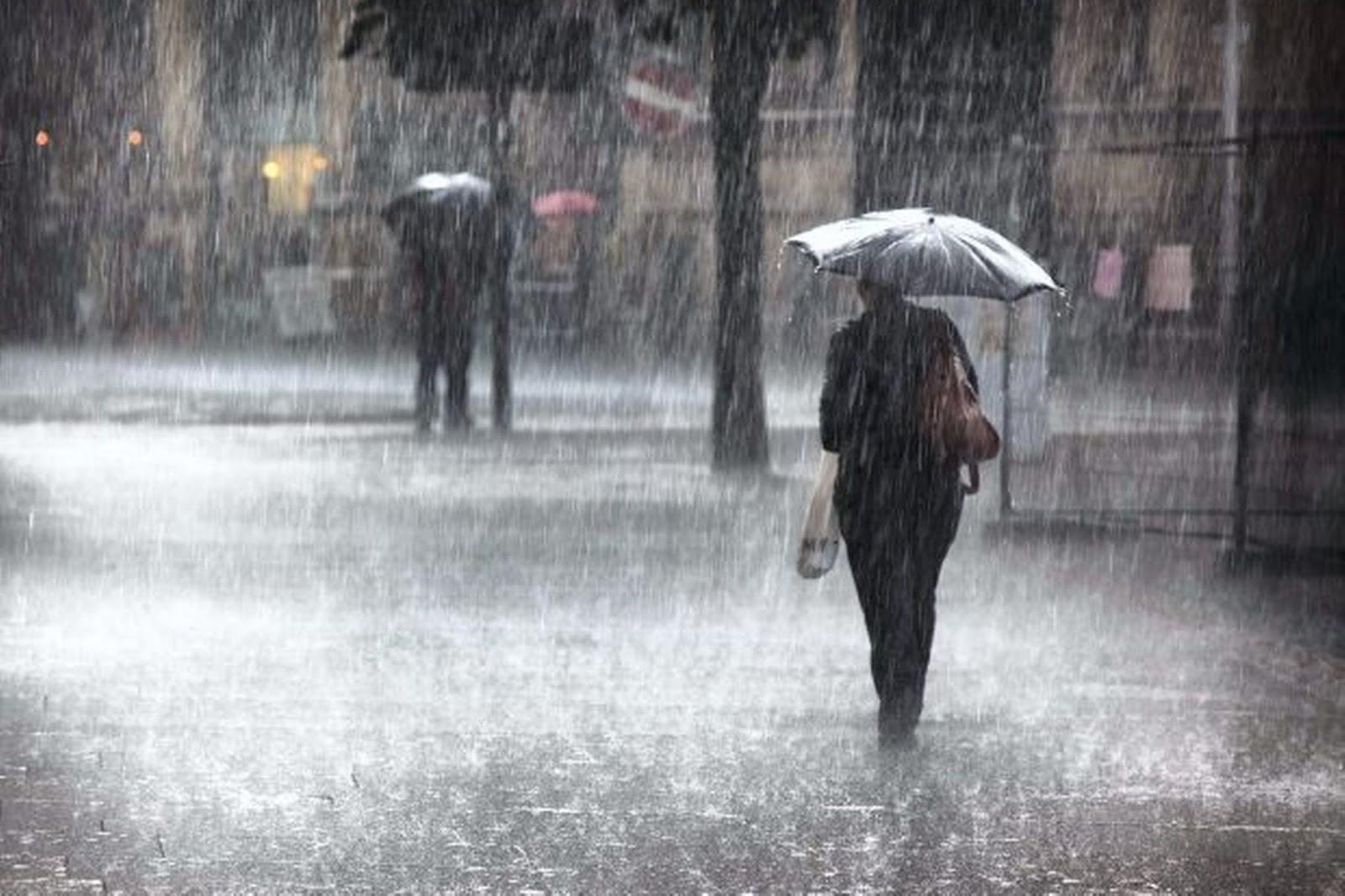 Protezione civile della regione siciliana: Continua il maltempo, si prevede il persistere di forti piogge