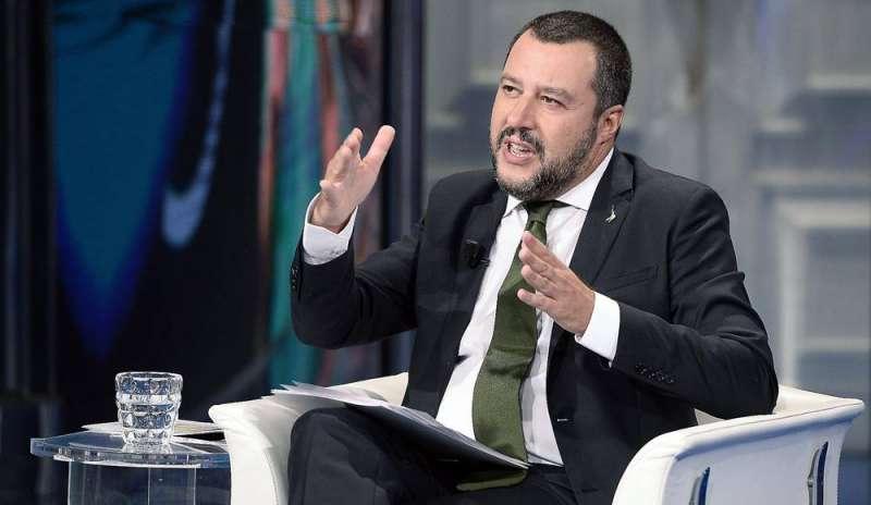 Salvini e le pensioni: