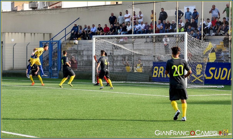 Il Mazara batte il Caccamo 2-0 e si conferma capolista del campionato