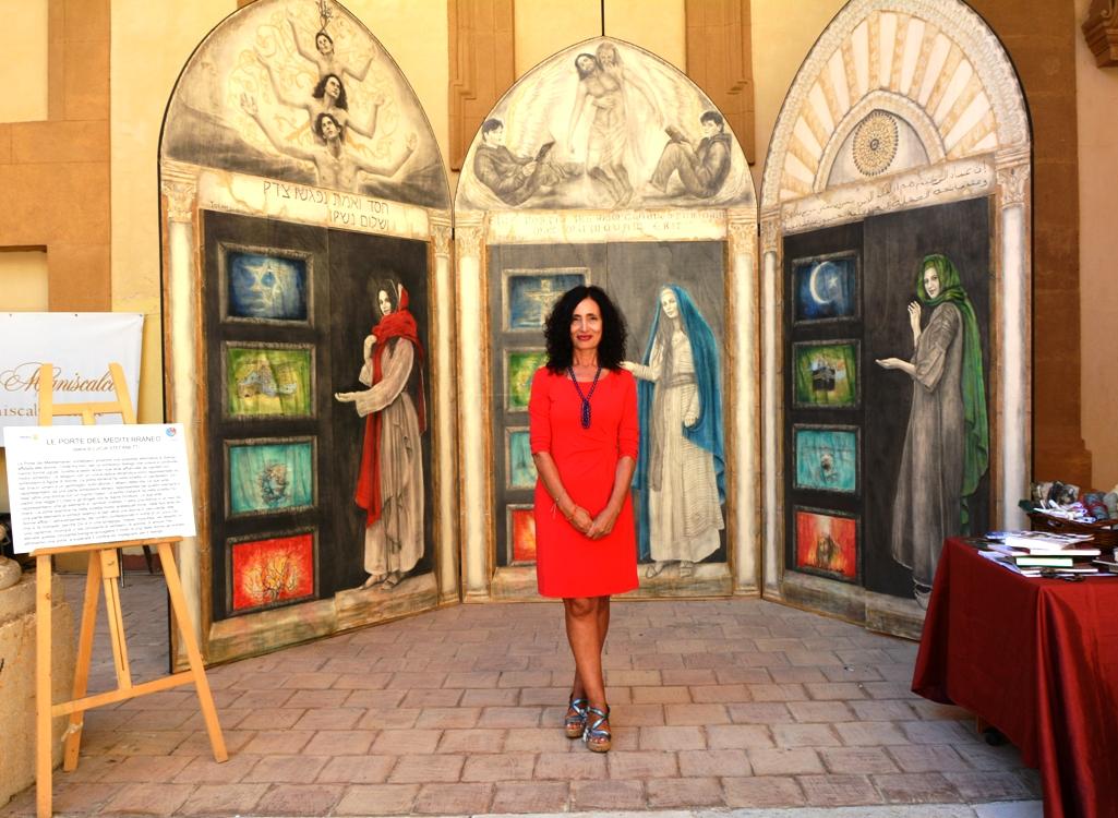 Mazara. Al BLUE SEA LAND il dialogo interreligioso affidato alle donne attraverso l'arte
