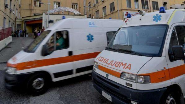 Brescia, si dà fuoco per strada: gravissimo un uomo di 52 anni