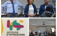 """Mazara. All'IIS """"Francesco Ferrara"""" gli allievi incontrano l'on. Lagalla"""