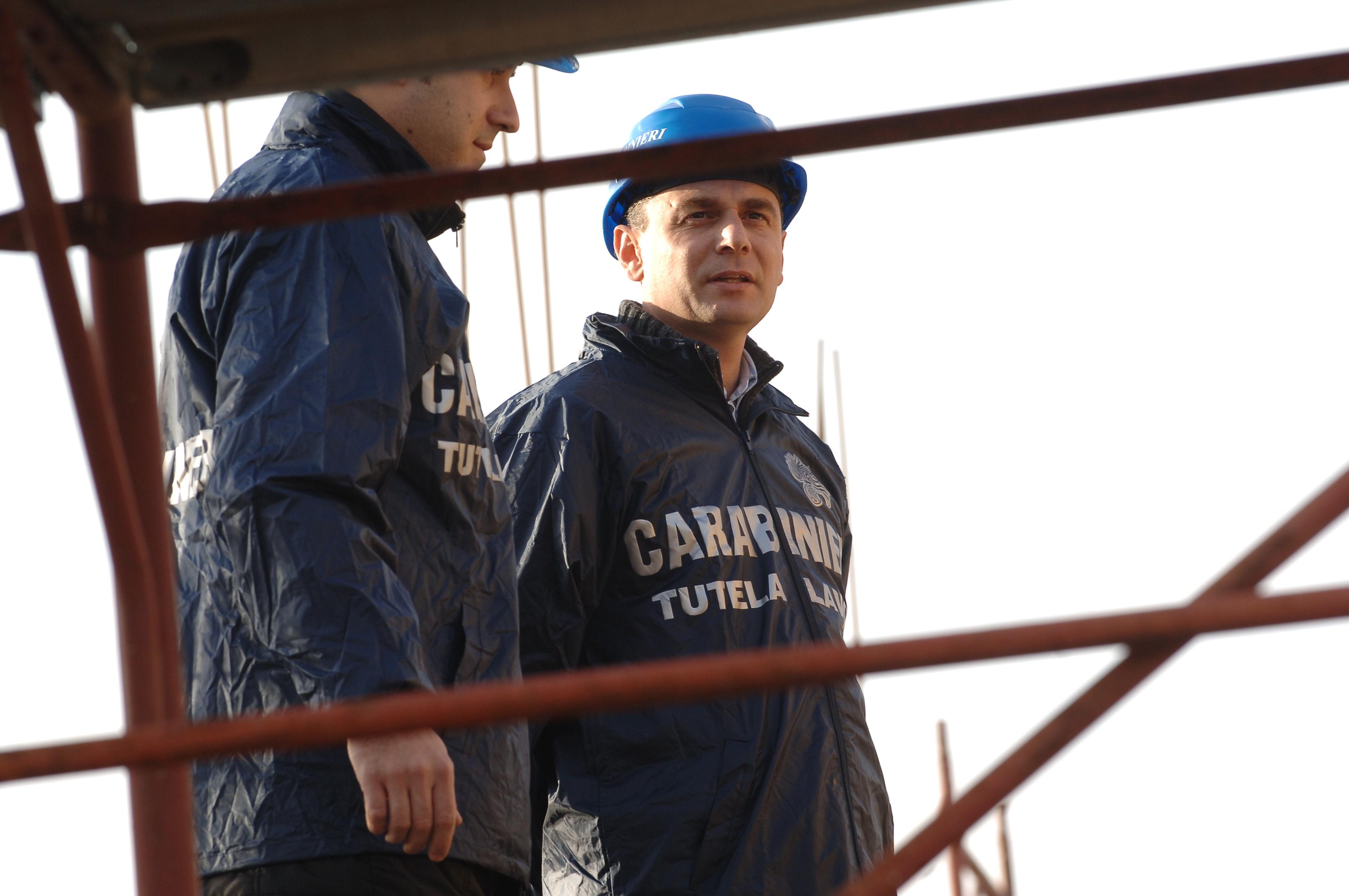 Castelvetrano. Controlli alle aziende. Irregolarità e sanzioni elevate dai carabinieri