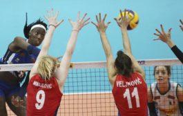 Mondiali donne volley: Italia sconfitta dalla Serbia