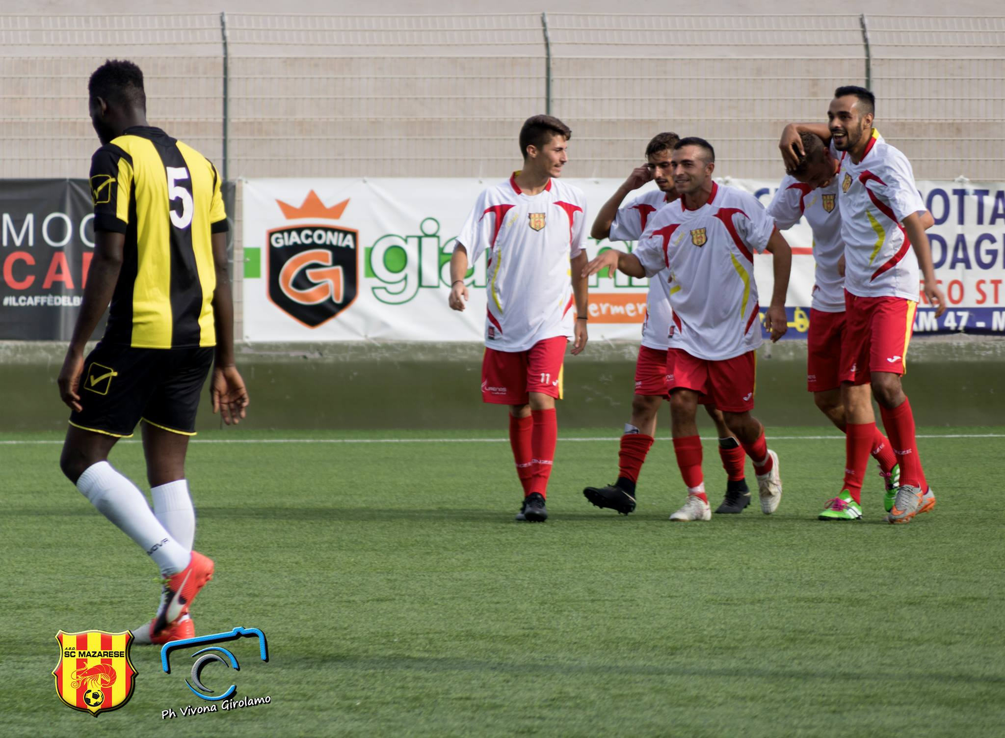 Calcio 1° Categoria: Mazarese - Real Menfi 4-1