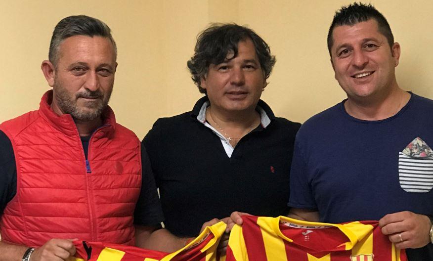 S.C. Mazarese: Antonino Sammaritano, nuovo vice allenatore e Tony Russo nuovo preparatore dei portieri