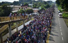 Messico, migliaia di honduregni riprendono la marcia verso gli Usa