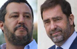 Migranti, Salvini: 'Continueremo a pattugliare i confini. Invito Castaner a Roma'