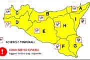 Meteo, allerta per le prossime ore in provincia di Trapani. Temporali e calo temperature