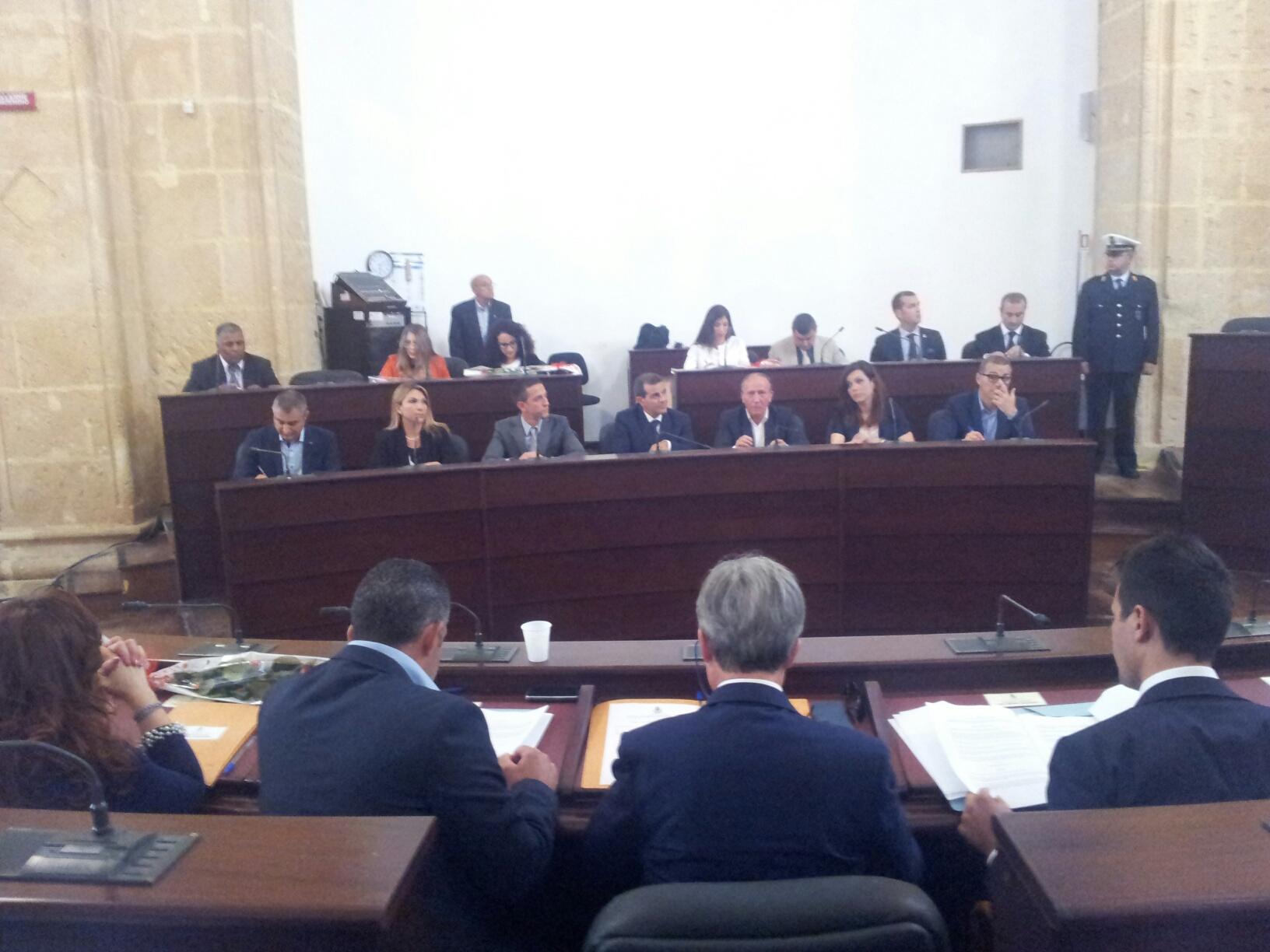 Mazara. Convocazione Consiglio Comunale in seduta ordinaria per lunedì 19 novembre alle ore 15