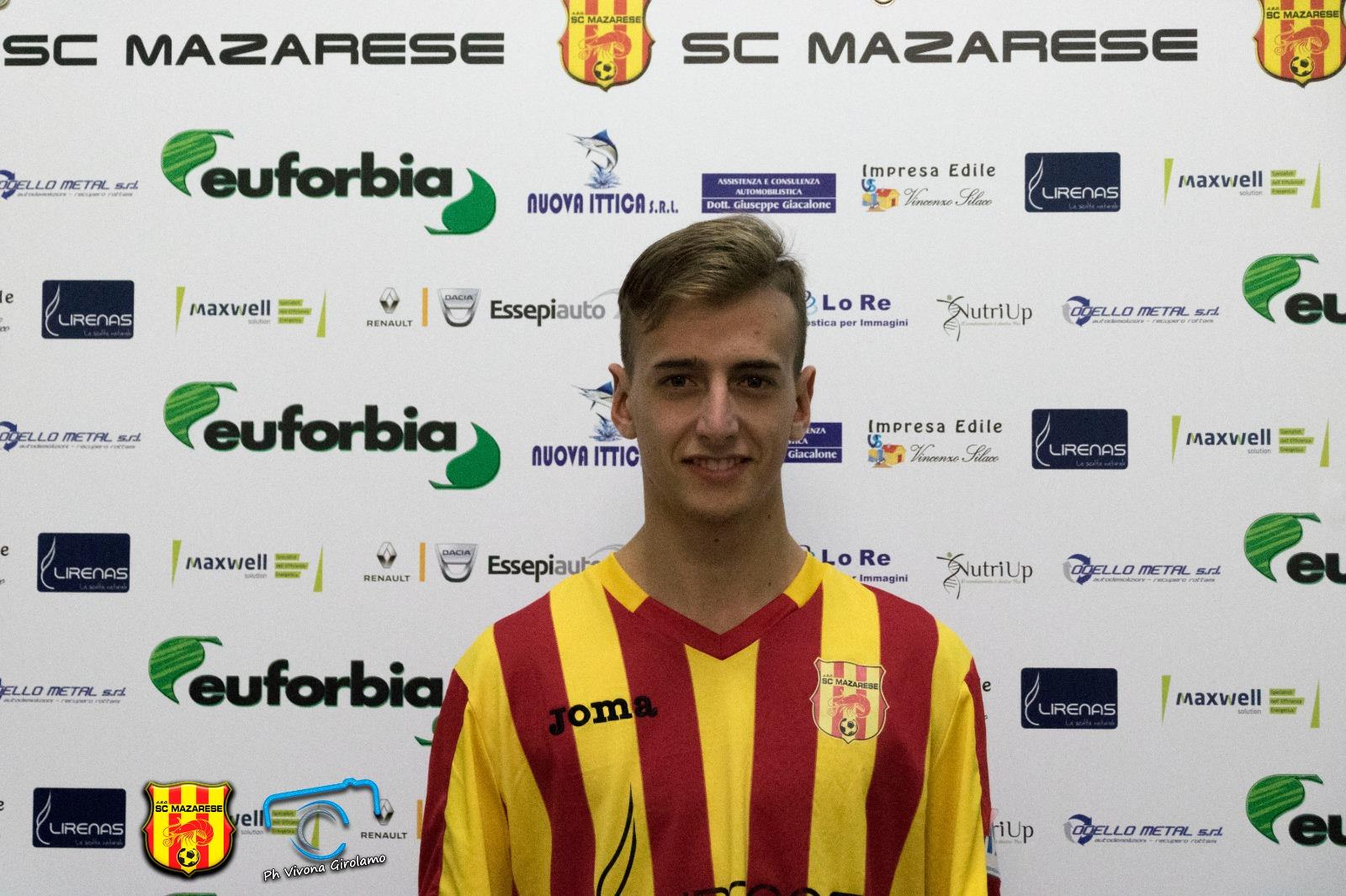 Calcio 1°categoria: SC MAZARESE - COLOMBA BIANCA 6-1