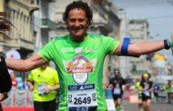 Mazara. L'atleta Pino Pomilia alla mezza maratona di Palermo
