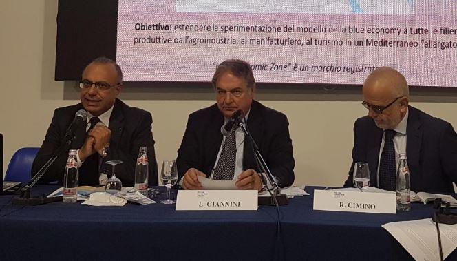 """Il Distretto della Pesca all'Ecomondo di Rimini: """"Blue Economic Zone e il modello Cluster nel Mediterraneo"""""""