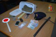 Aveva in auto 50 grammi di cocaina e a casa 200 di marijuana: insospettabile arrestato