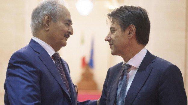 Da oggi il vertice sulla Libia: a Palermo le prime delegazioni, ma Haftar diserta