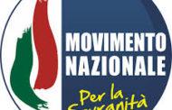 """Costituzione circolo """"Movimento Nazionale per la Sovranità – Mazara del Vallo"""""""
