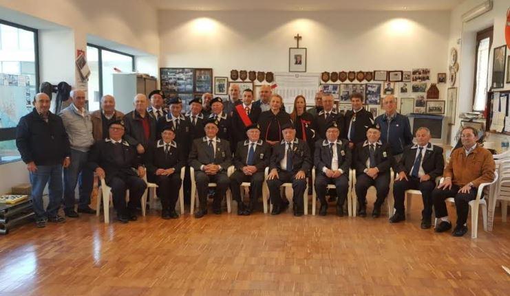 Mazara. Gemellaggio tra i Marinai D'Italia e l'Ordine dei Cavalieri di Malta