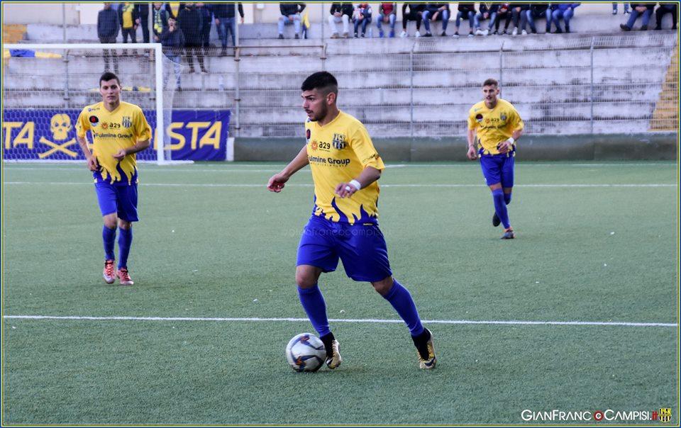 Coppa Italia: Mazara - Sant'Agata 1-2 canarini eliminati