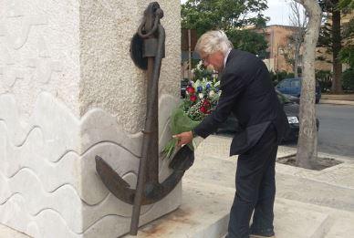 Mazara. Lunedì 12 Novembre la Giornata della Memoria dei Marinai scomparsi in Mare