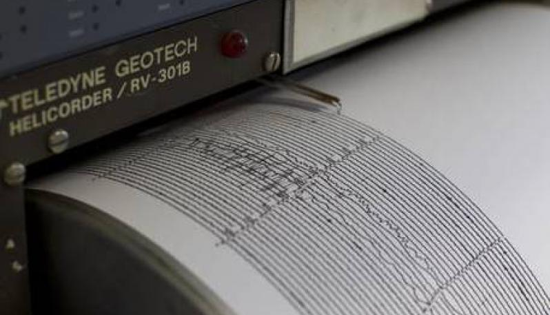 Lieve scossa di terremoto nel Belice