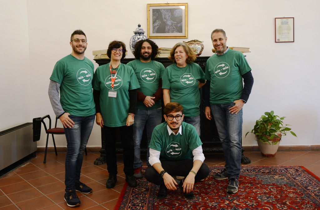 Si è svolto a Mazara nei giorni 21 e 22 novembre il 3° Meeting internazionale del progetto WIN-WIN