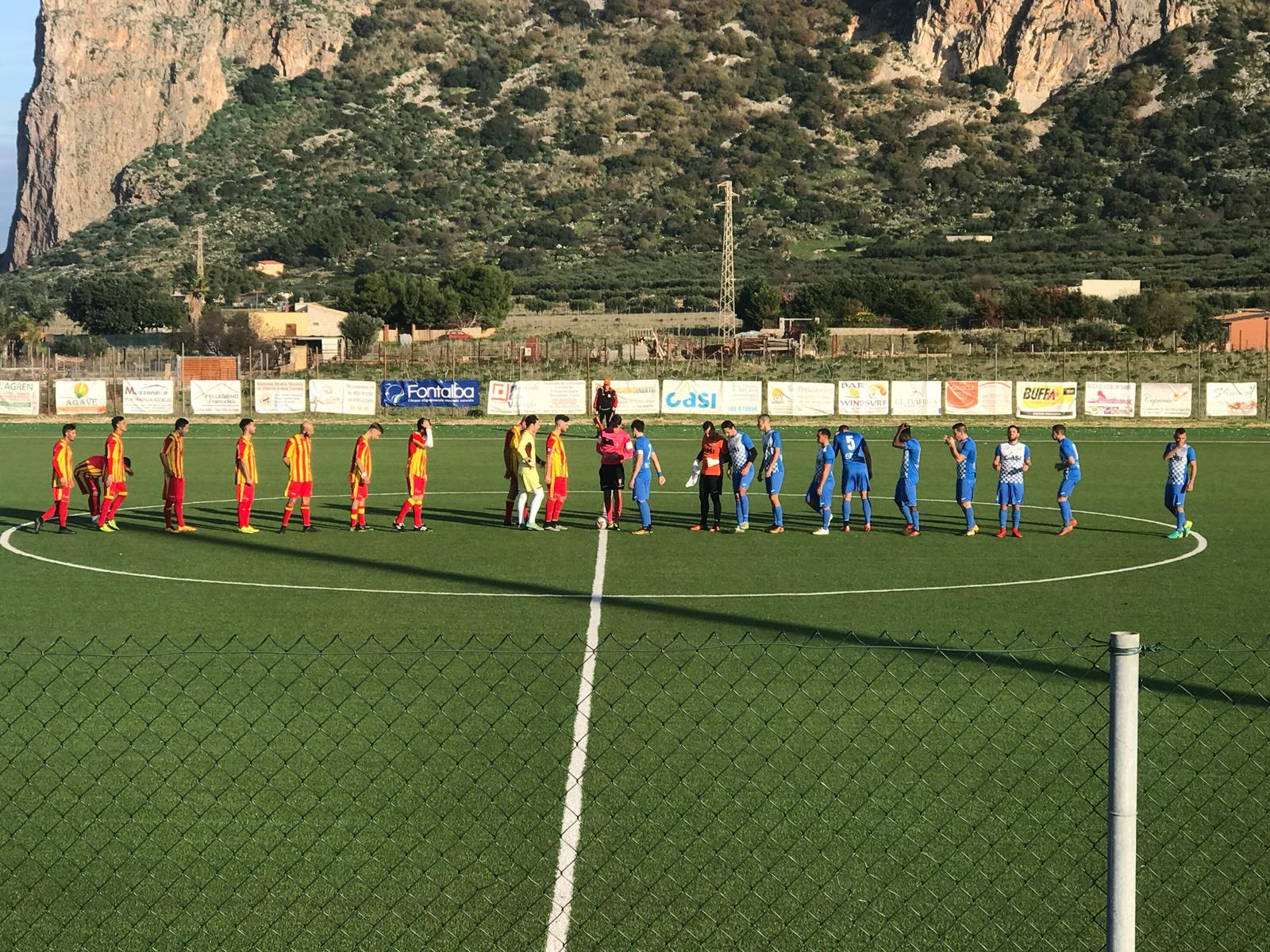 La S.C. MAZARESE perde di rigore a San Vito Lo Capo, 2-1