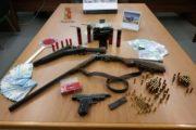 Alcamo: Arrestati dalla Polizia due corrieri di armi