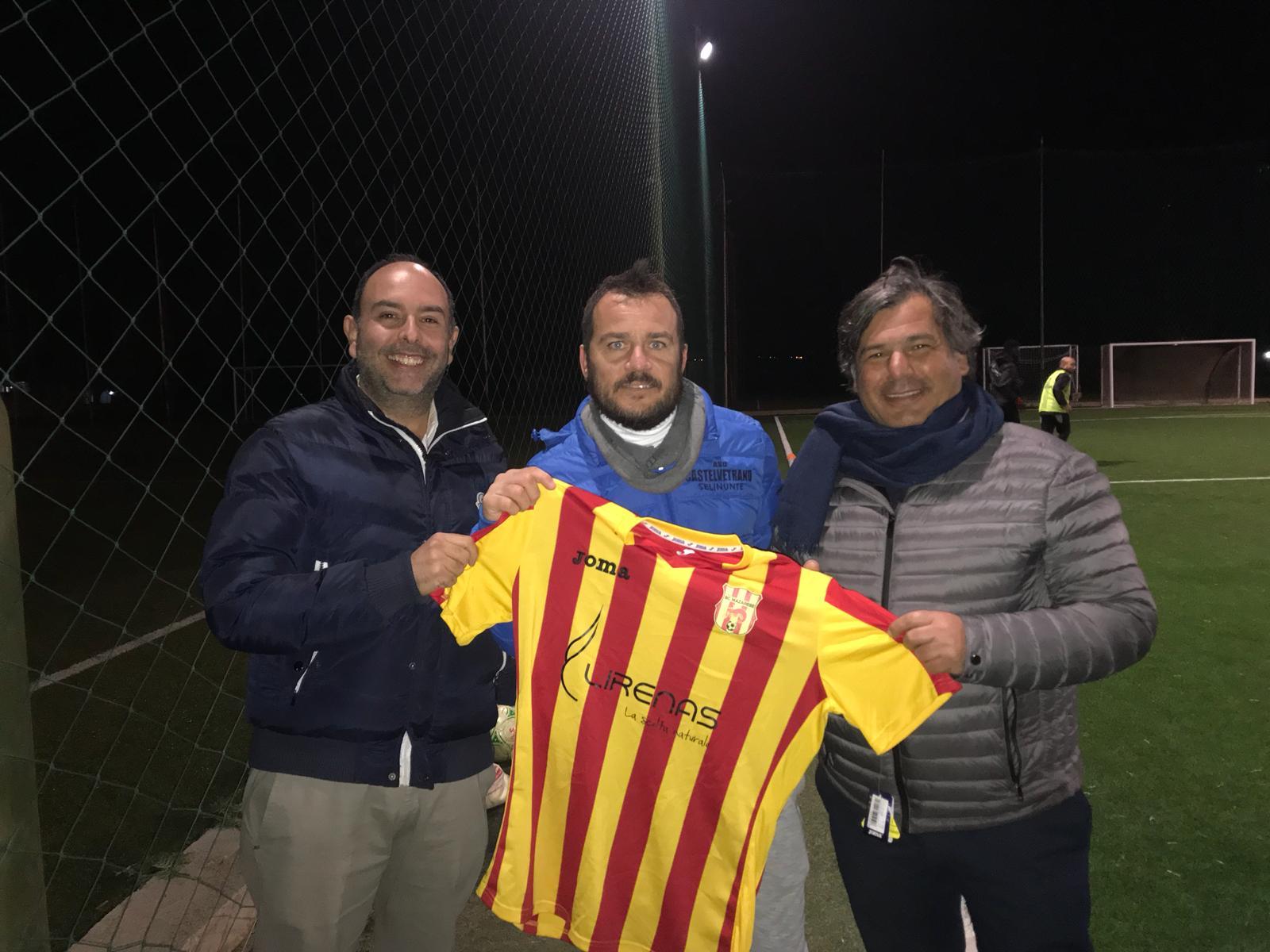 Mazara. Stefano Pizzitola, nuovo allenatore della S.C. Mazarese
